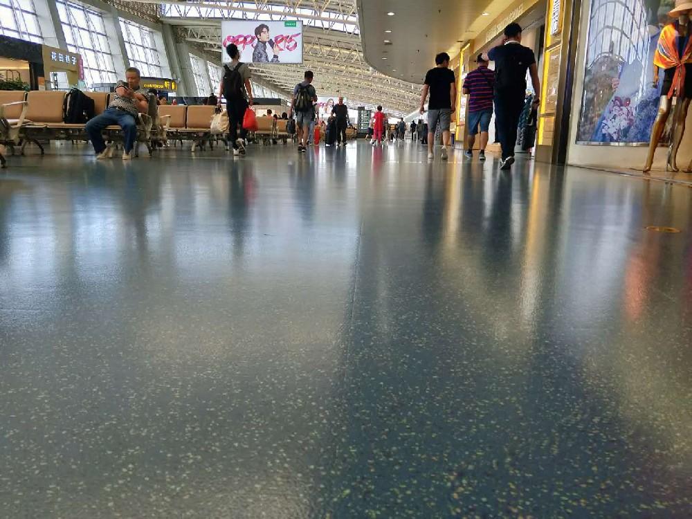 机场为什么使用橡胶地板