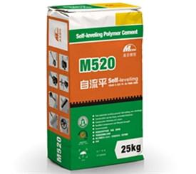 自流平水泥-M520标准型